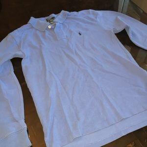 EUC Polo Ralph Lauren boys 16/18 shirt